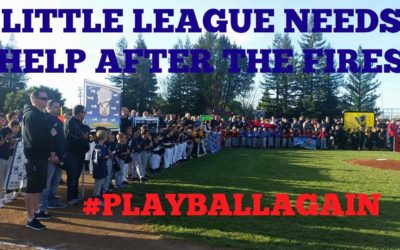 Please Donate this Weekend to Mark West Little League in Santa Rosa