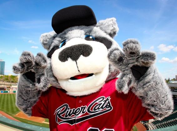 Sacramento River Cats Night April 14th!