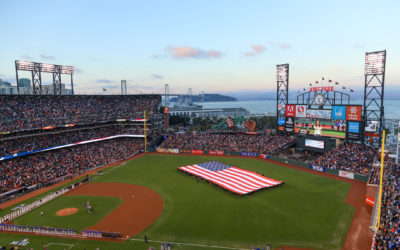Sunday, April 26th: Little League Day at Oracle Park, home of the San Francisco Giants!